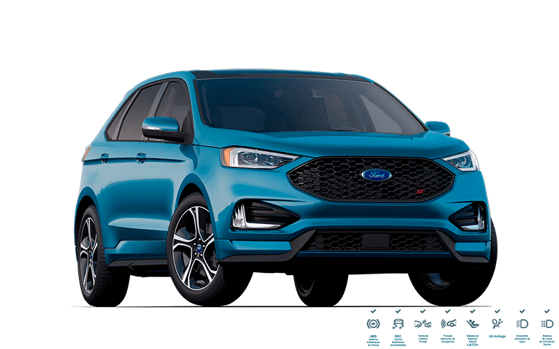 Ford Edge St desde