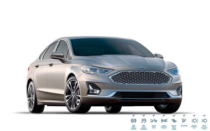 Ford Fusion desde